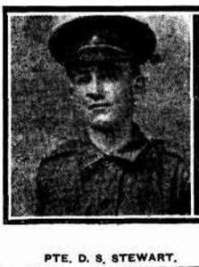 Donald Stewart (Sunday Times, 8/10/1916)