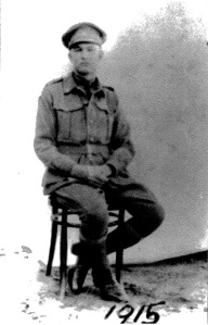 James Maher, 1915 (Photograph courtesy of L. Leo)