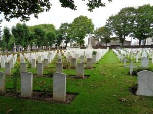 Ste. Marie Cemetery, Le Havre, France (Photograph: H. Thompson 2/9/2014)