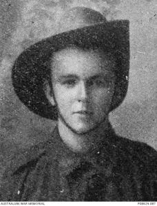 Jack Morris (Photograph: Australian War Memorial)
