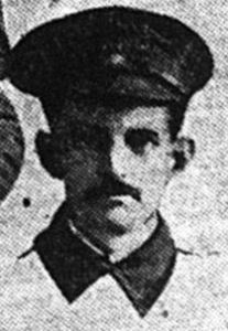 Andrew James McGregor (Daily Telegraph 22/9/1916)